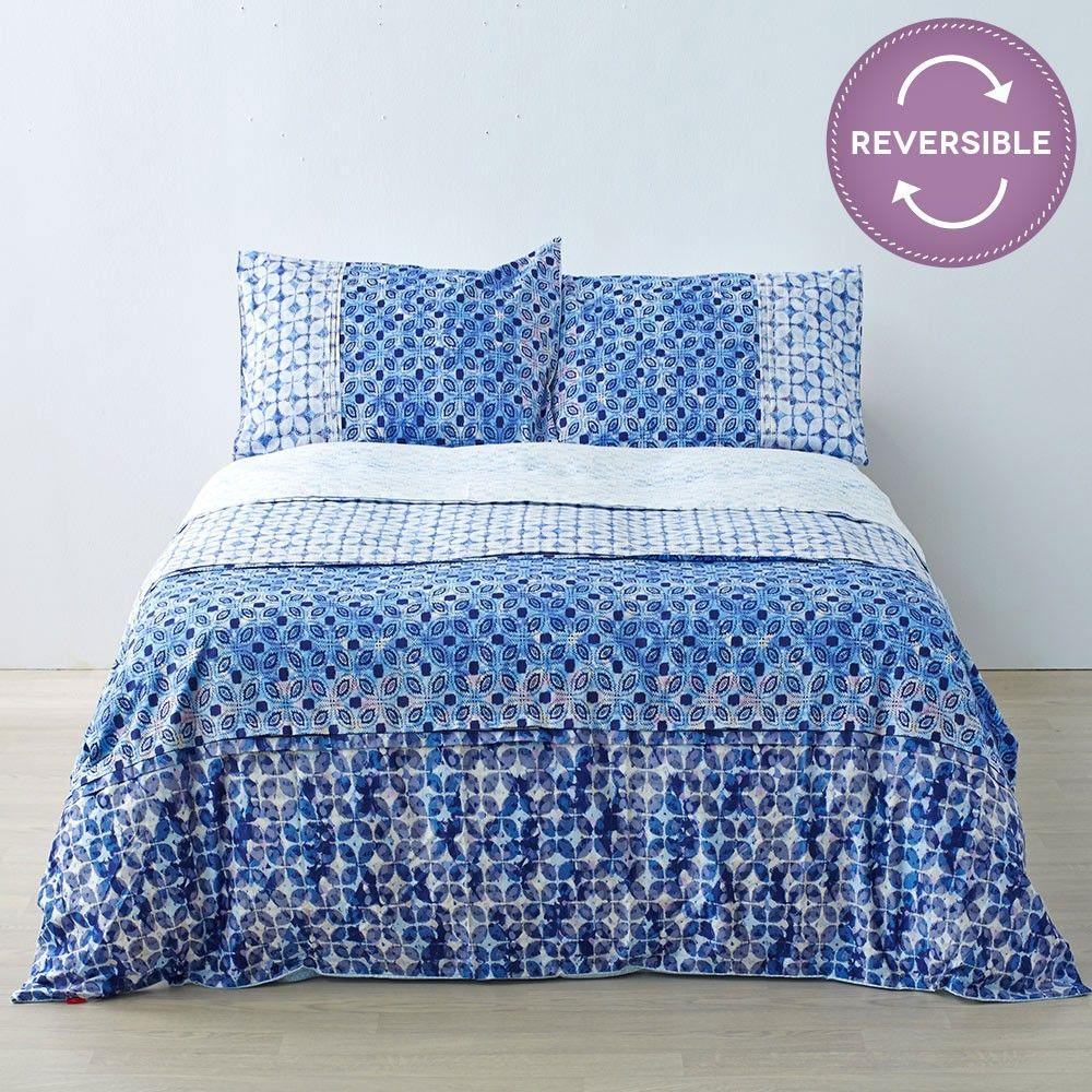Indigo Esprit Quilt Cover Set - Esprit - Esprit   Bed   Pinterest ... : esprit quilt covers - Adamdwight.com