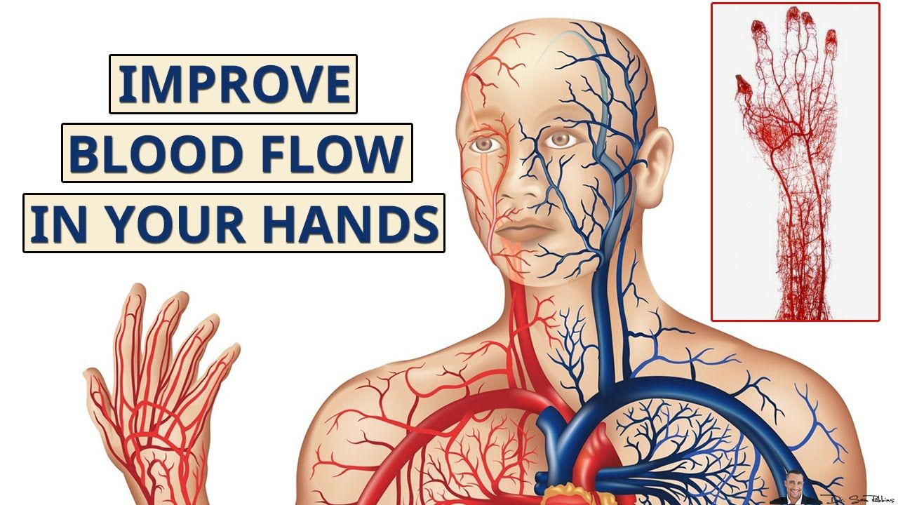 How To Increase Blood Flow To Hands And Fingers by Dr