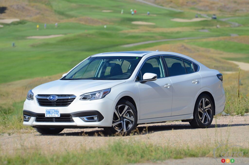 First drive of the 2020 Subaru Legacy Subaru legacy