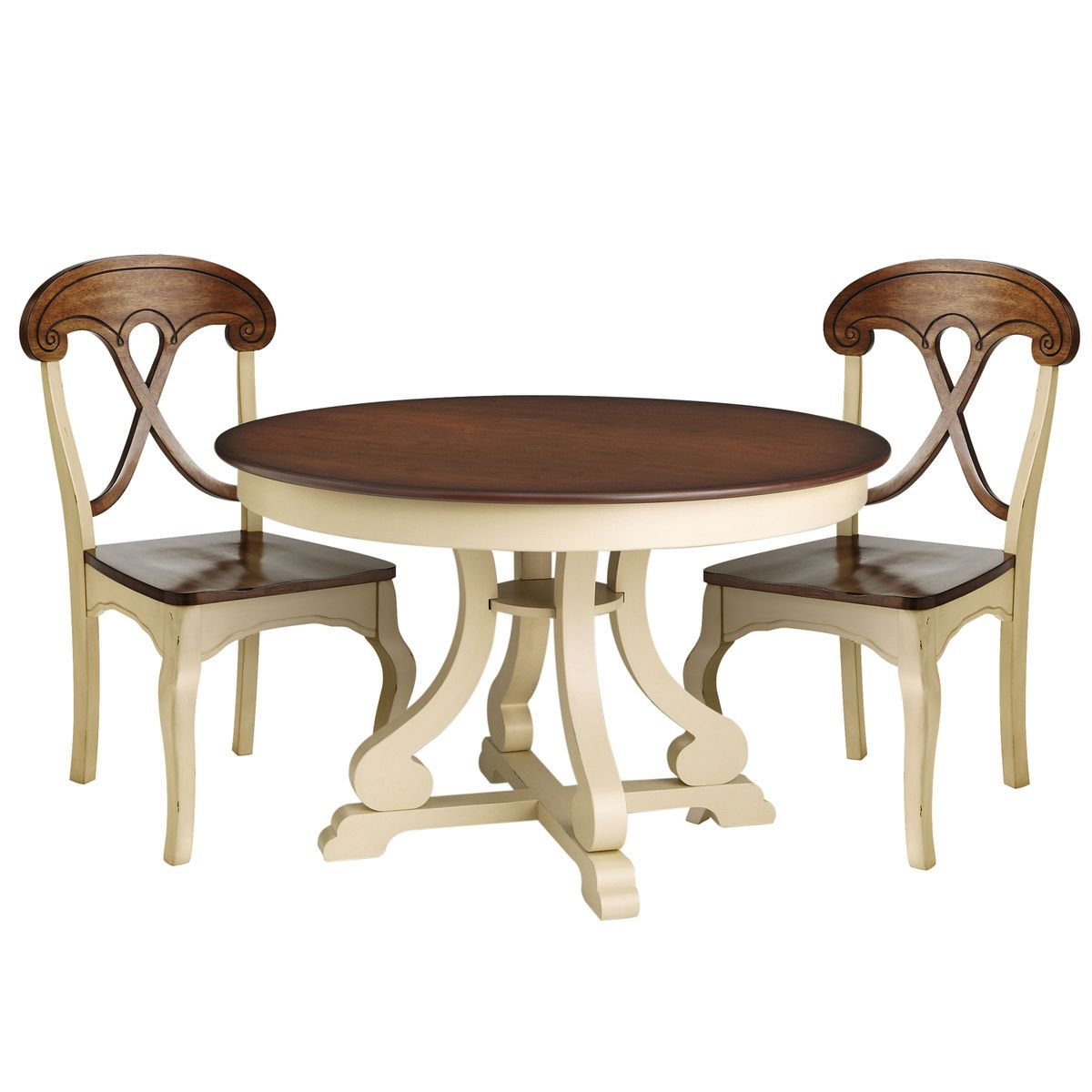 build your own marchella antique ivory dining collection house rh pinterest com