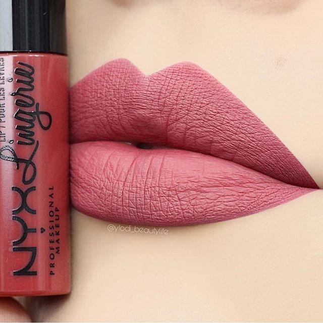 Gorgeous pink lip makeup ,gorgeous lipstick color - lipstick , matte lipstick ,nude lipstick #maclipstick
