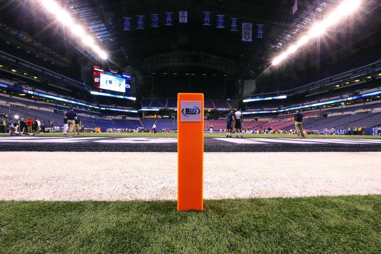 college football conference championships tv schedule michigan rh pinterest com