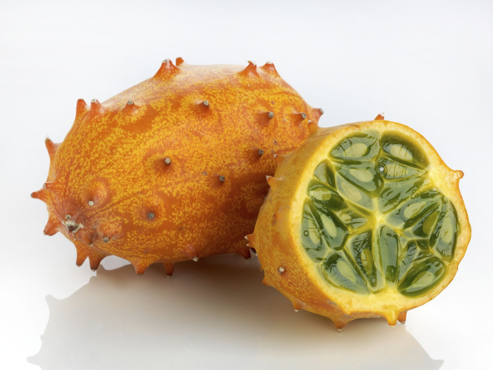 Image result for african horned cucumber