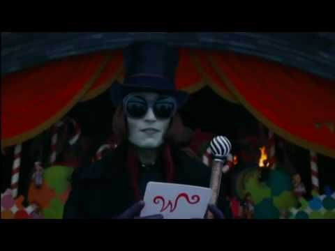 Charlie The Chocolate Factory Wonka S Welcome Song