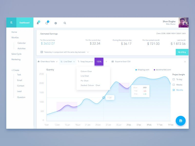 Web analytics dashboard sketch freebie download free resource for web analytics dashboard sketch freebie download free resource for sketch sketch app sources ccuart Image collections