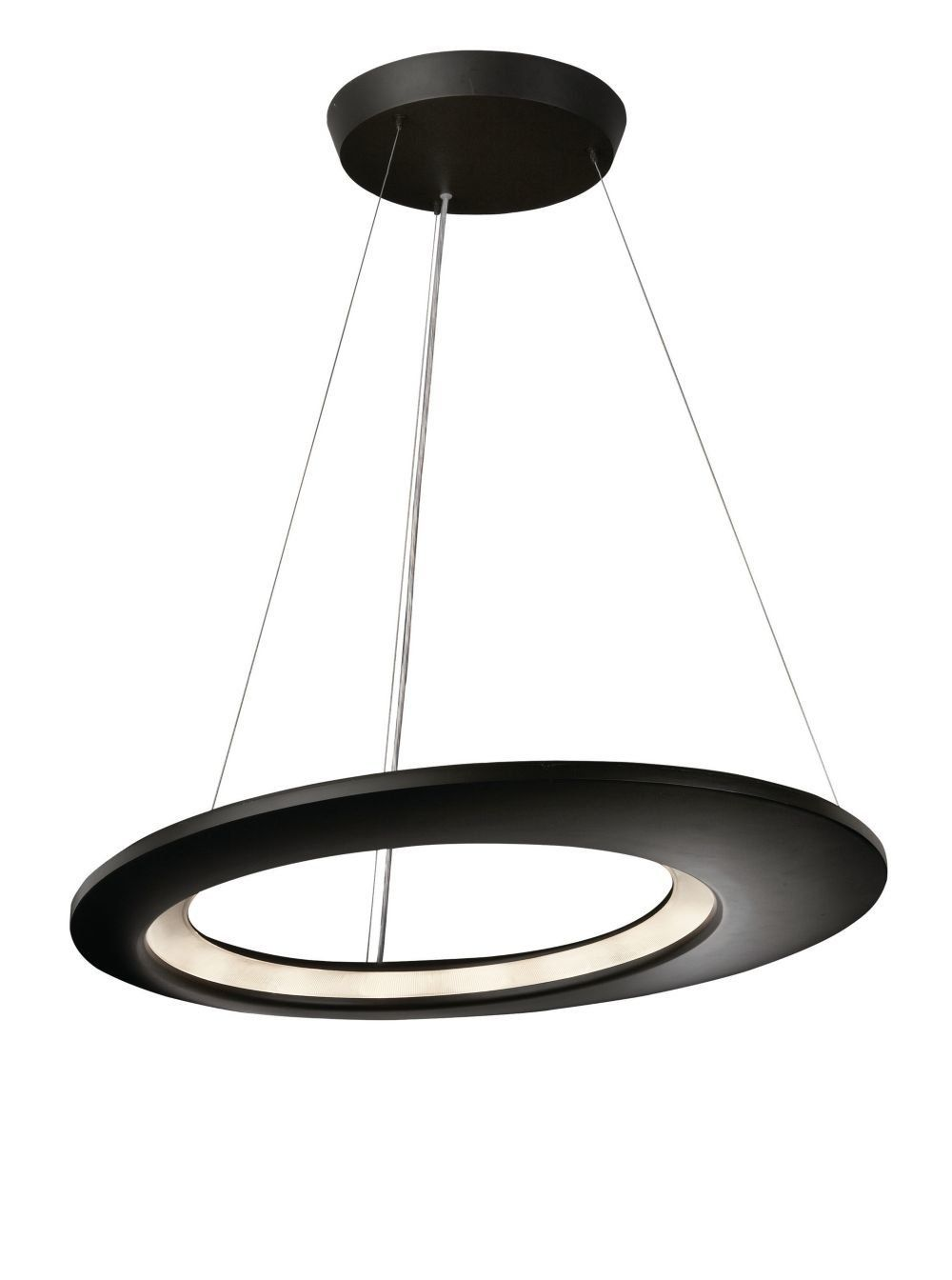 philips lirio ecliptic lampadario moderno powerled diametro 65 cm antracite amazonit