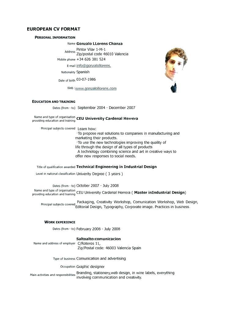 Sample Resume For Job First Job Resume Job Resume Examples Job