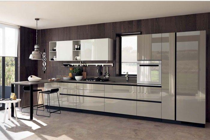 LIBERAMENTE / Cucine Moderne | cucine | Pinterest | Kitchen design ...