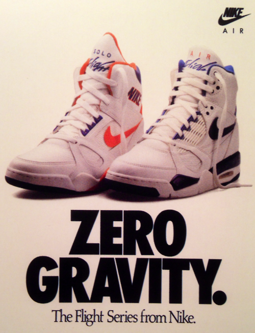 28b5467477b Old School Nike Ad