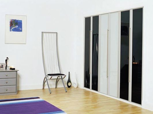 bifold closet doors modern | Home Improvement Ideas | Pinterest ...