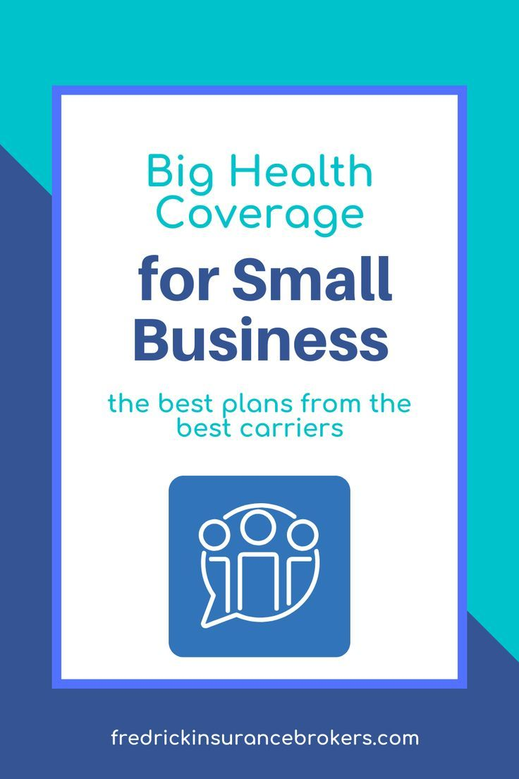 Small Business Health Coverage in 2020 | Affordable health ...