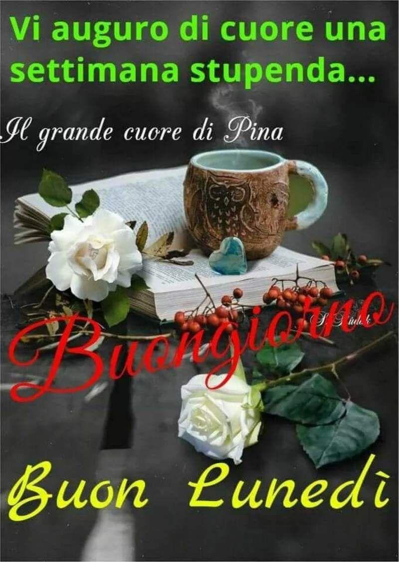 Buongiorno luned buon inizio settimana immagini belle per whatsapp saluti buongiorno for Buon lunedi whatsapp