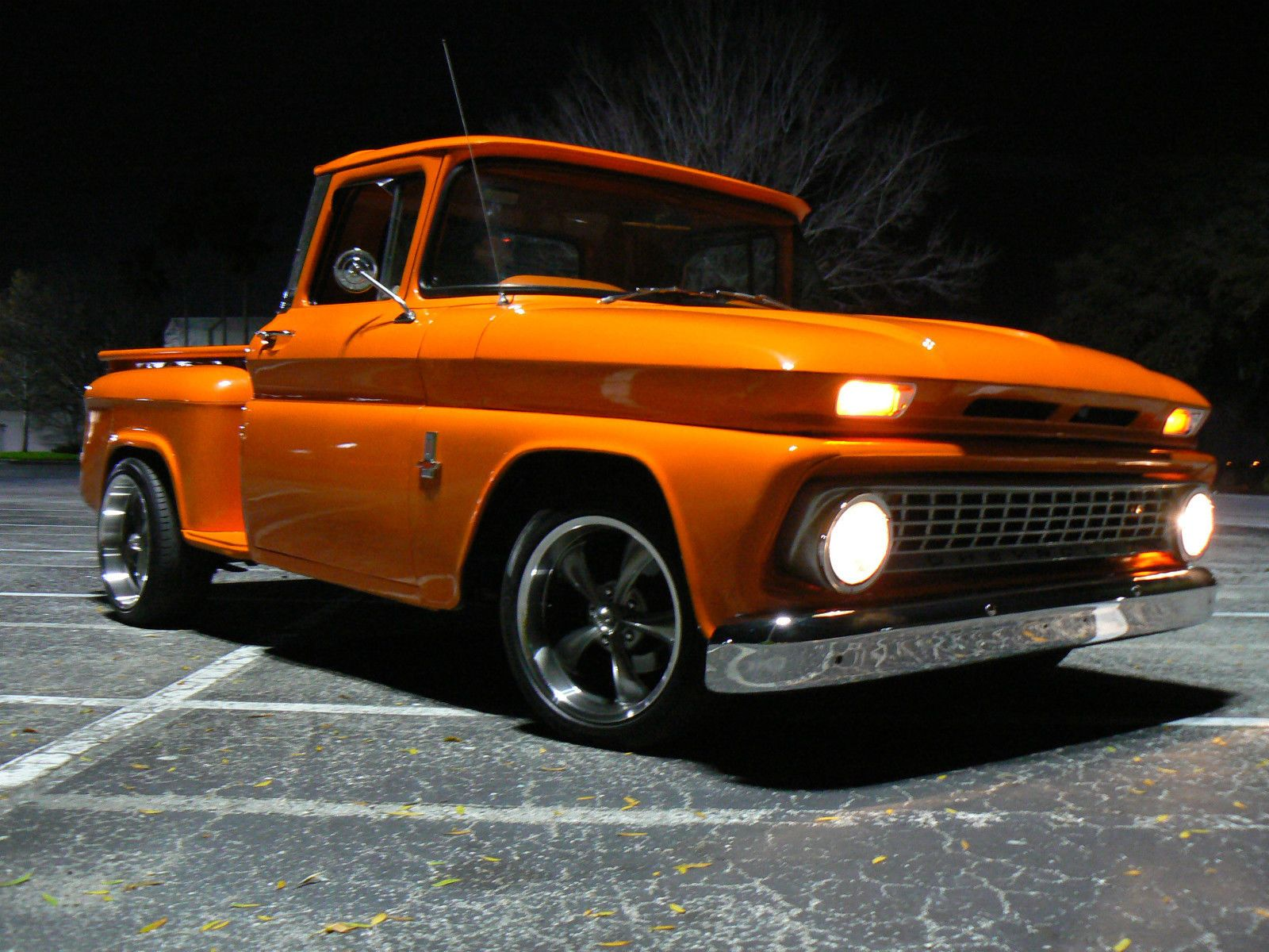 1962 Chevrolet C 10 Custom Stepside Shortbed | Custom cars for ...