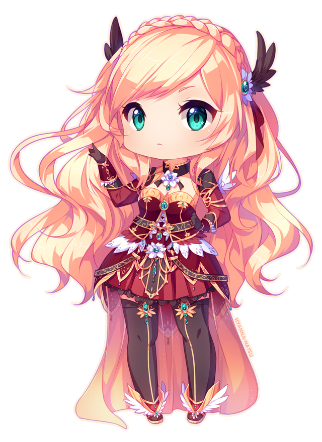 Commission Emyrs by HyannaNatsu on DeviantArt chibi
