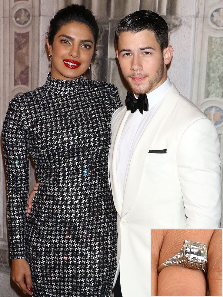 Celebrities' Most Dazzling Diamond Engagement Rings of 2018