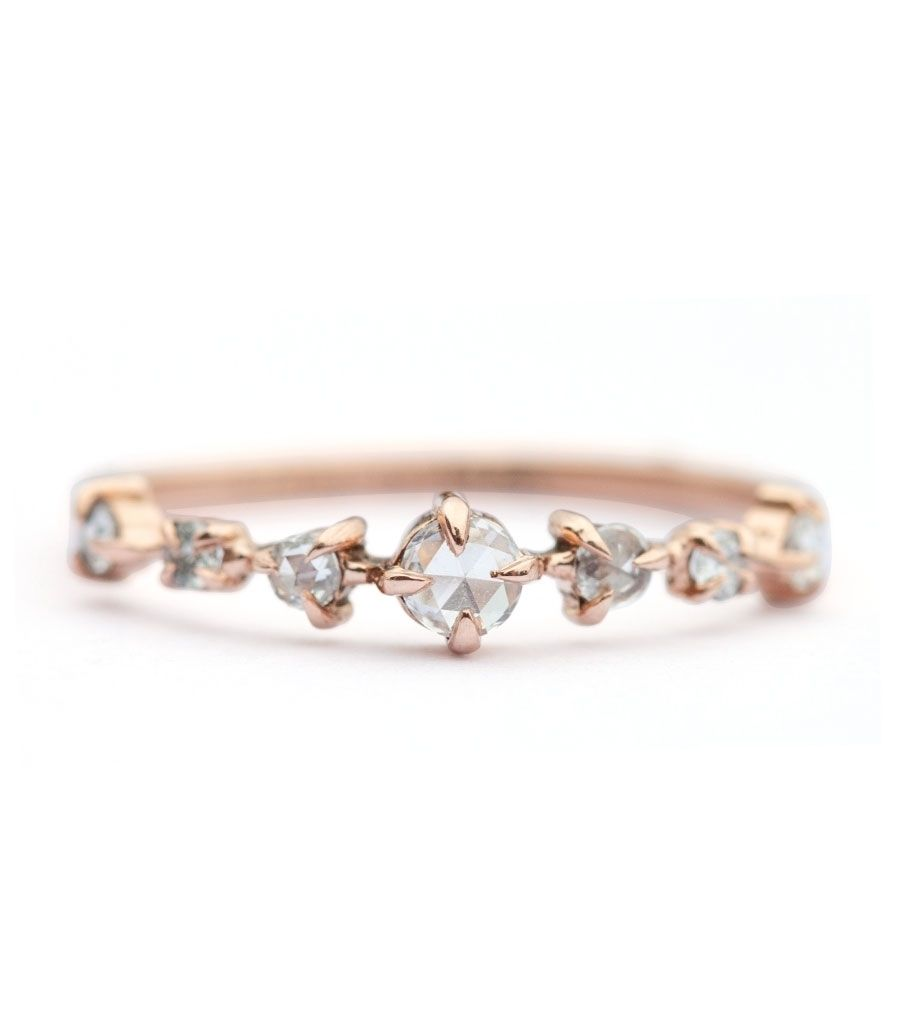 Catbird :: WHAT'S NEW: WEDDING & ENGAGEMENT :: Snow Queen Ring