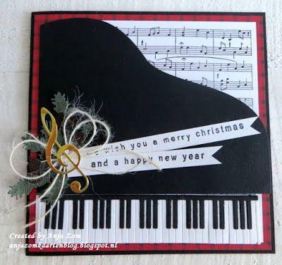 Anja Zom Kaartenblog Cards Pinterest Christmas Cards Cards A