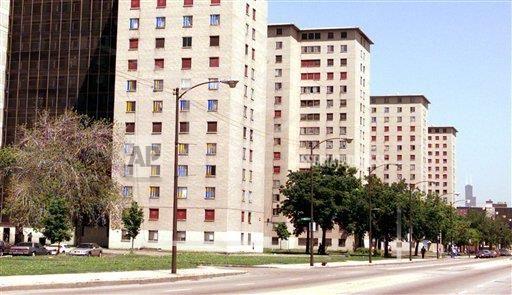 1999 Robert Taylor Homes Chicago Chicago History Chicago Neighborhoods