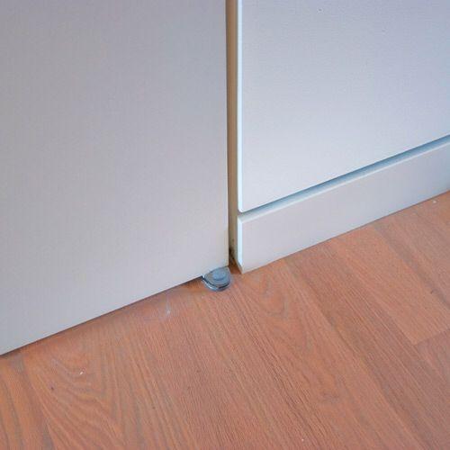 Flush trim moulding trim doors pinterest joinery for Modern door casing profiles