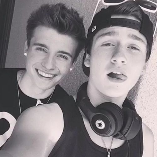 Chris and Crawford Collins♥️