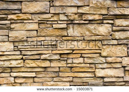 Masonry | rough stone masonry wall great for backgrounds or textures - stock ...