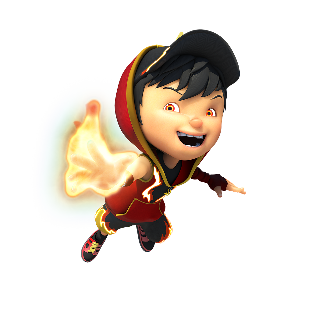 Image Result For Images Of Boboiboy