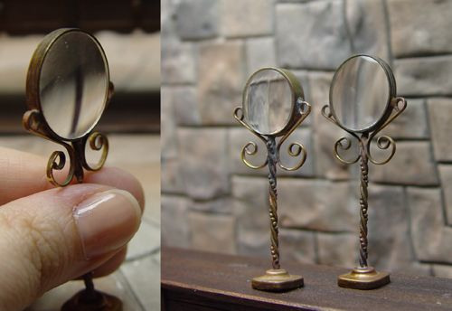 Wizard lenses by EV miniatures