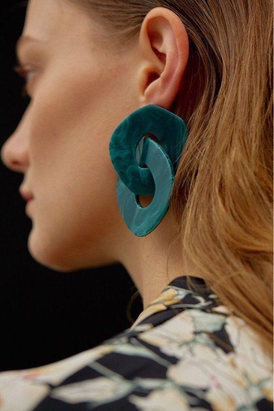 Femme Mariage Boucle d/'oreille Bijoux Fashion Opal Ear Stud Drop Boucles D/'oreilles Créoles LD