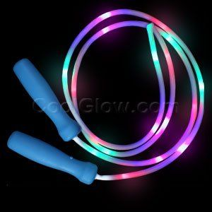 Light Up Jump Rope Fun Central Au063 Led Light Up Jump Rope  Talent Show  Pinterest