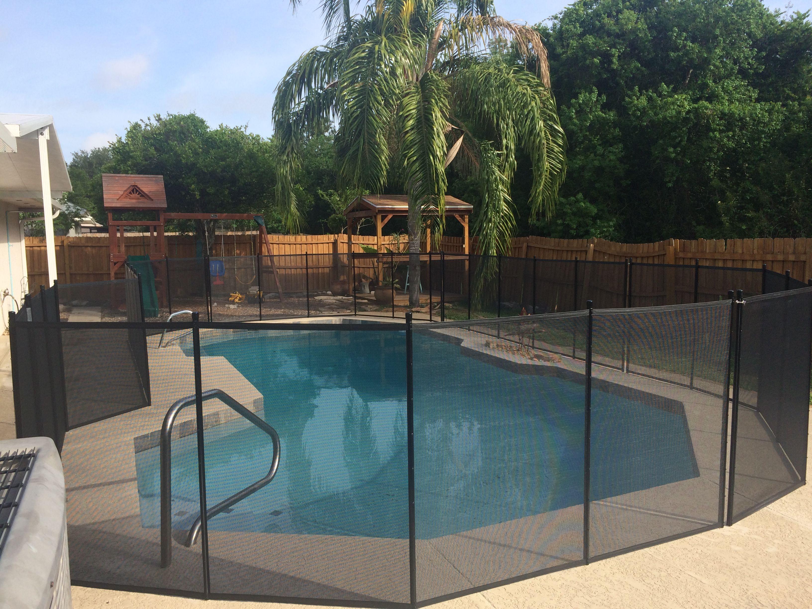 Child safety diy pool fence diy pool pool fence