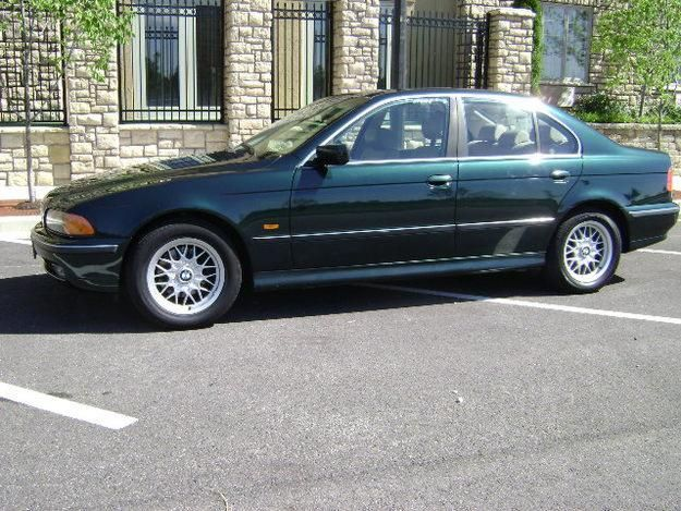 1999 Bmw 528i My Current Ride And One I Never Want To Have To Replace Love This Car
