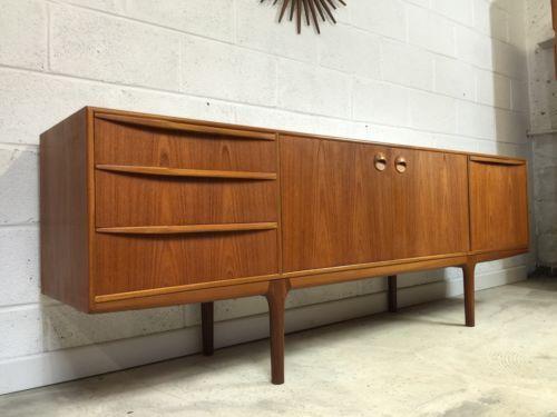 McIntosh Teak Sideboard - Vintage/Retro, G-Plan Era, Danish style in Home, Furniture & DIY, Furniture, Sideboards, Buffets & Trolleys | eBay