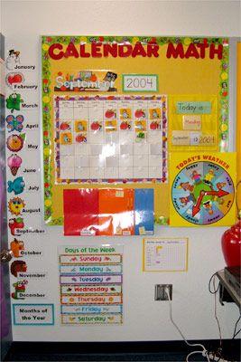 E Calendar And Beyond By Kimberly Jordano Calendar Math School