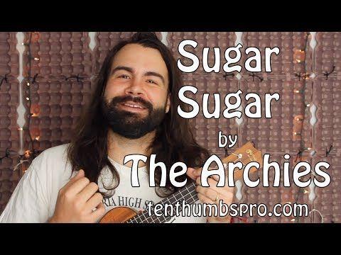 Jouer sugar (robin schulz) cours guitare. Tuto + tab youtube.