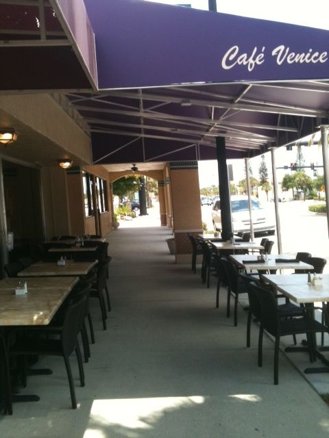 Cafe Venice In Venice Florida Favorite Places Spaces