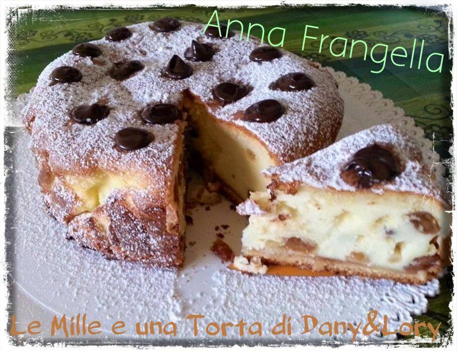 Le Mille e una Torta di Dany&Lory: TORTA A SORPRESA CON CREMA GOLOSA ALLA RICOTTA