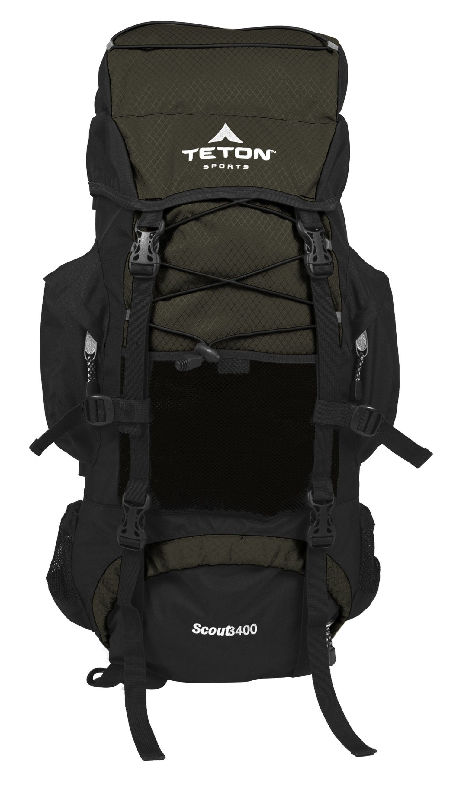 Outdoor Gear Scout Backpack Hunter Green Front