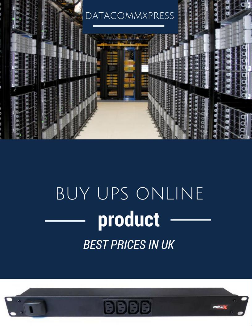 We provide flexible service like UPS, PDU