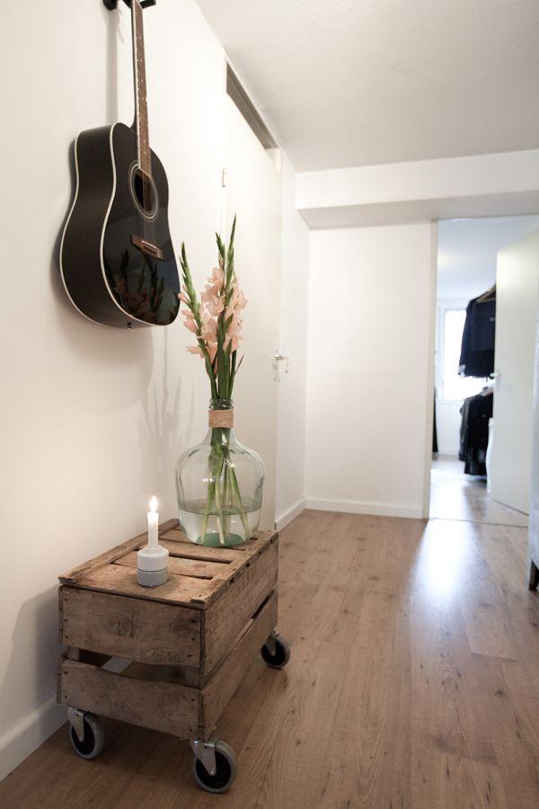Industriele Wielen Xenos.Binnenkijken Bij Rachel Ideeen Voor Thuisdecoratie Home Deco En