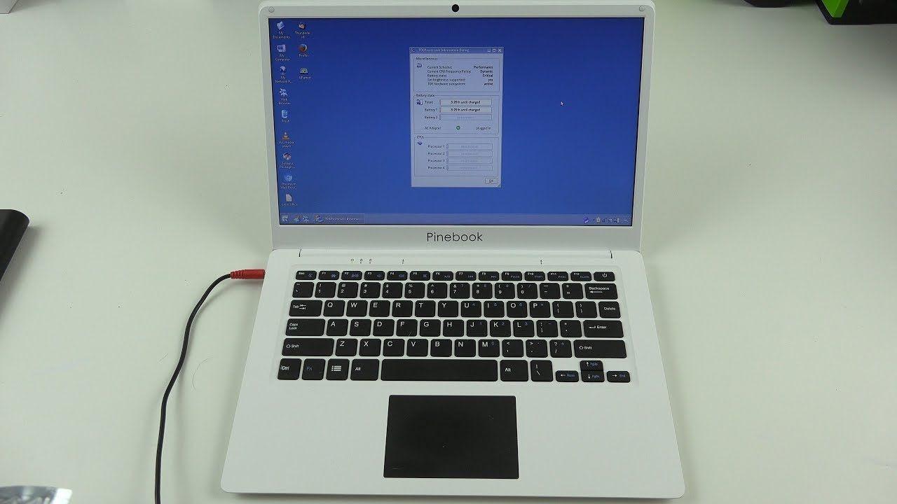Rock64 / Pine64 Pinebook Review!   COMPUTER   Laptop