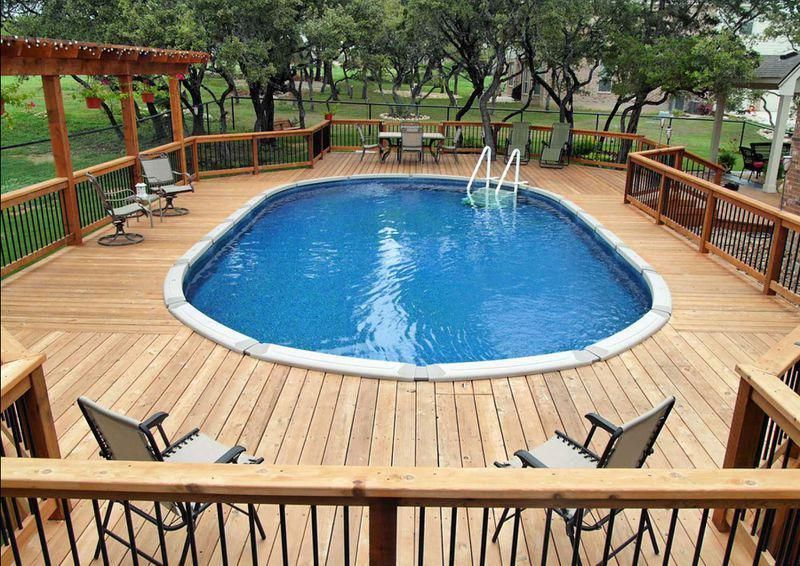 I M A Sucker For This Delightful Pool Diy Pooldiy Best Above Ground Pool Pool Deck Plans Swimming Pool Decks