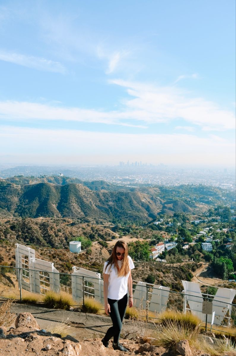 My guide will tell you everything about places you need to visit on your first visit to Los Angeles. #losangeles #hollywoodsign #californiatravel