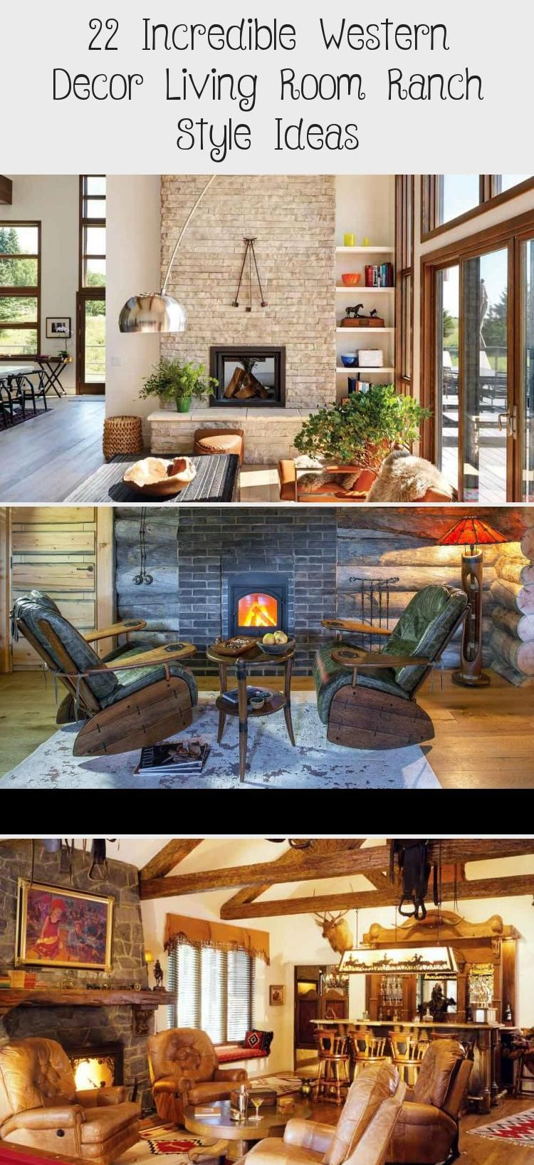 Nice Western Decor Living Room Ranch Style 21 Western Decor Living Room Ranch Style For Offices Are Getting To Be In 2020 Western Decor Living Decor Living Room Decor #western #theme #living #room