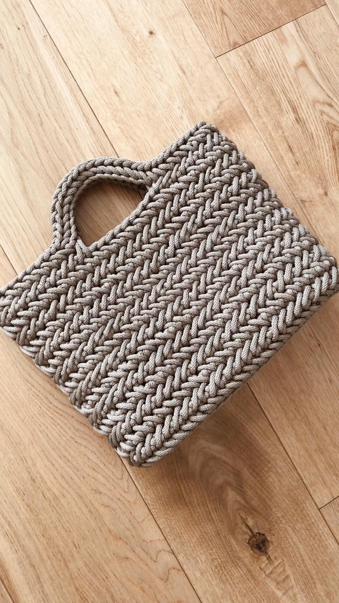 Photo of Herringbone Bag • Τσάντα Ψαροκοκκαλο