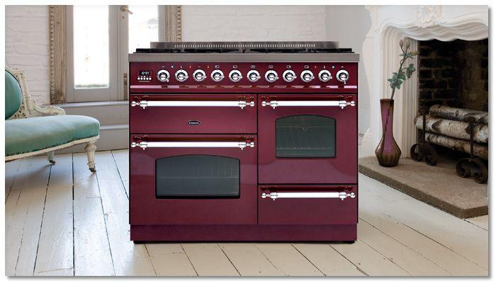 Britannia Classic 100 Xg Range Cooker In A Elegant