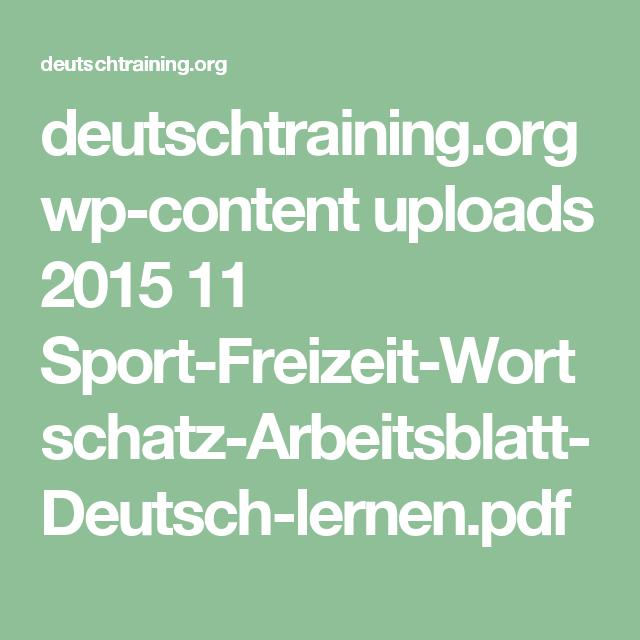 deutschtraining.org wp-content uploads 2015 11 Sport-Freizeit ...