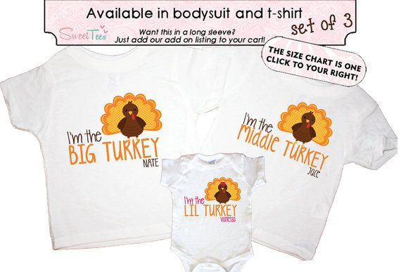 Thanksgiving Sister Shirts Thankful For My Little Sister  Thankful For My Big Sister Thanksgiving Shirts Thanksgiving Sister Outfits