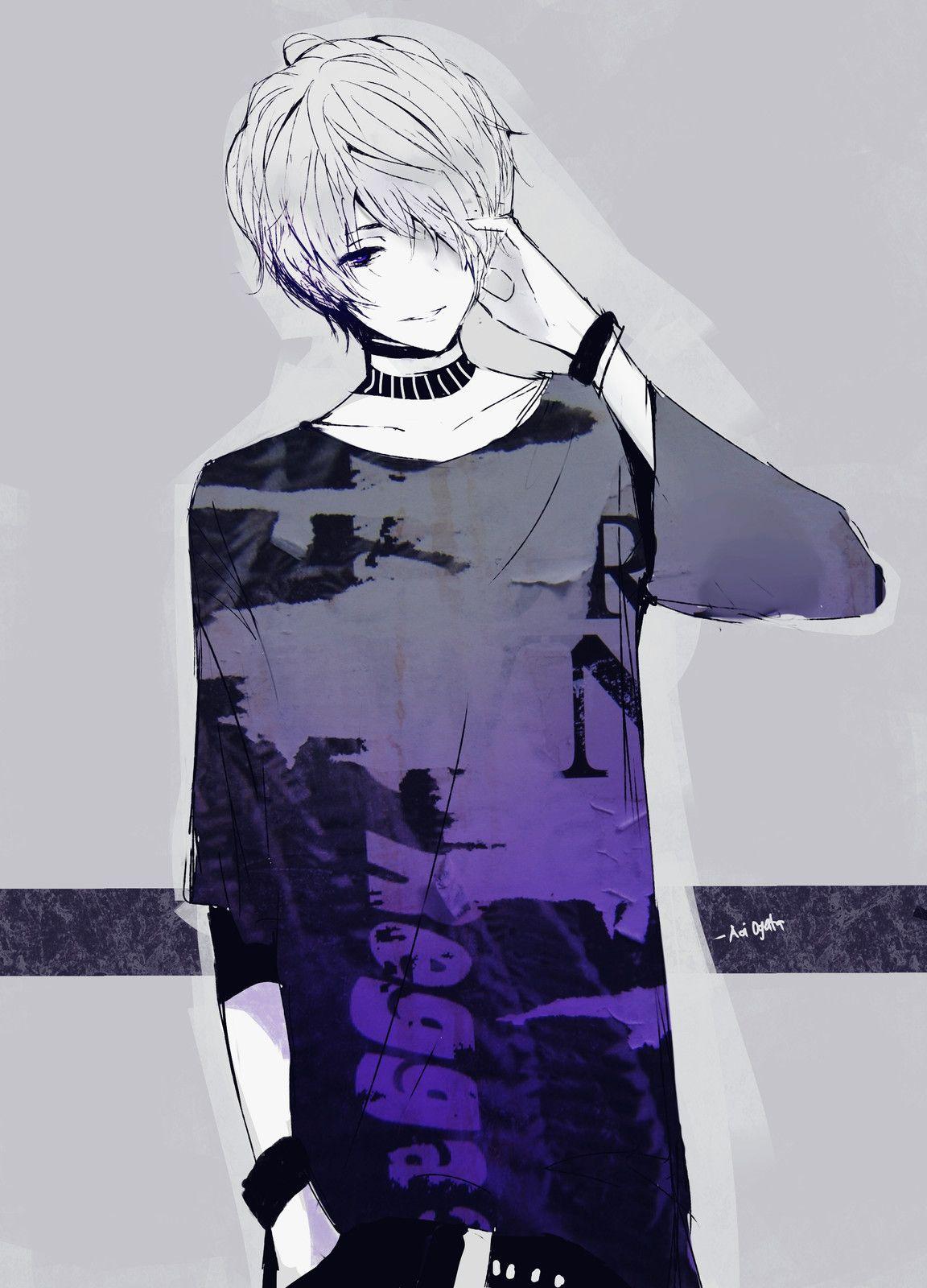Random Guy Aoi Ogata On Artstation At Https Www Artstation Com Artwork Eerk4 Anime Gangster Anime Cosplay Anime
