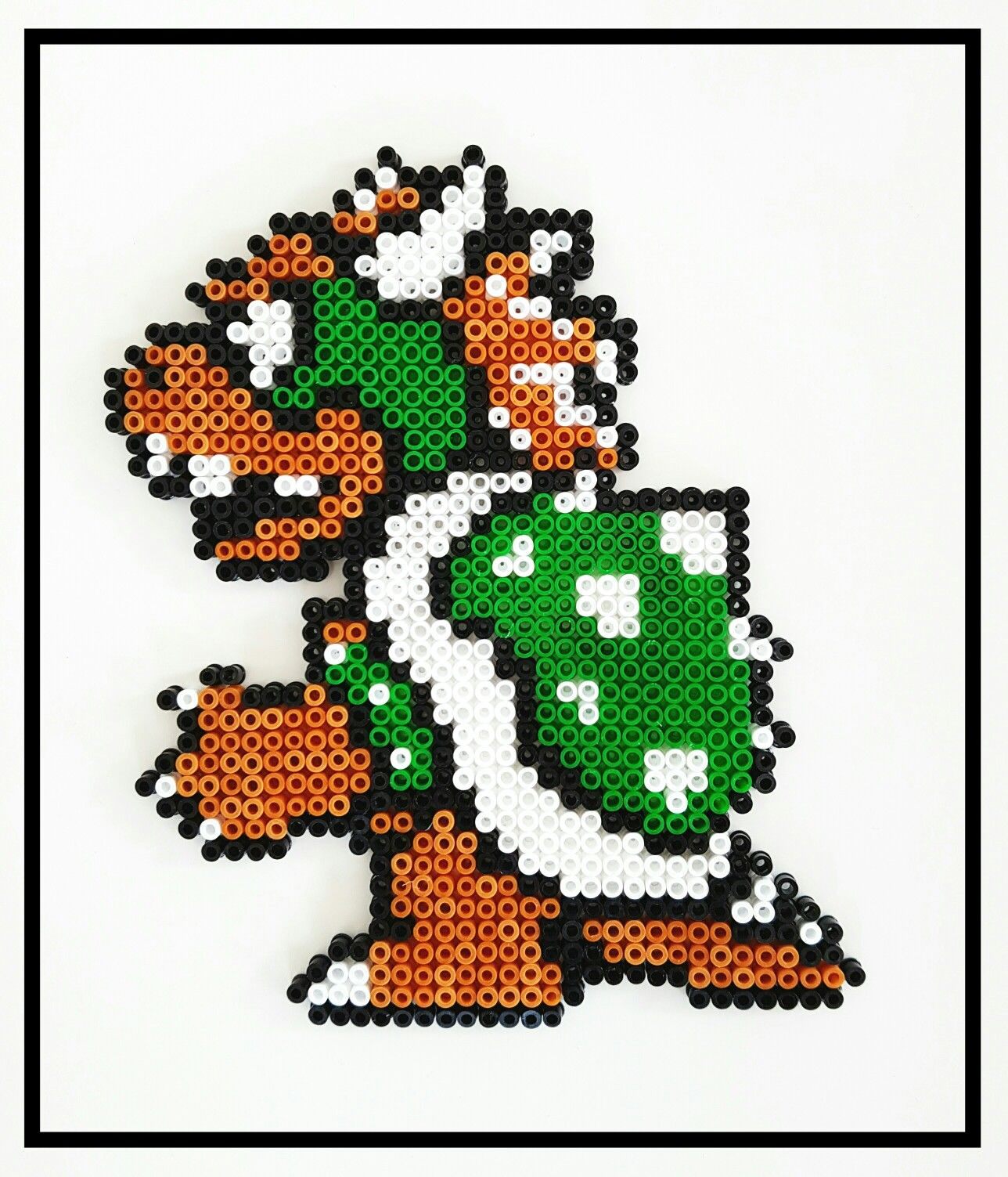 bowser hama beads b gelperlen hama beads bowser supermario basteln pinterest hama. Black Bedroom Furniture Sets. Home Design Ideas