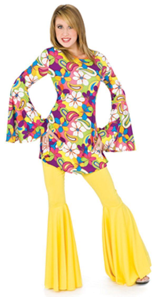 Yellow Pants Halloween Costume Ideas Pinterest Hippie costume